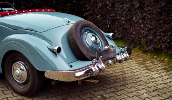 1950 Riley RMC Roadster voll